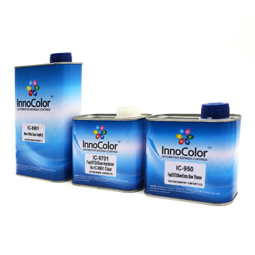 Hot Sale Automotive Car Paint Clear Coat