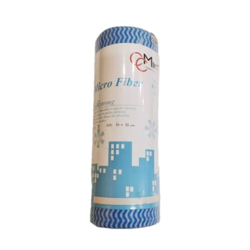 Dry Nonwoven Roll Multipurpose Fabric Cleaning Towel