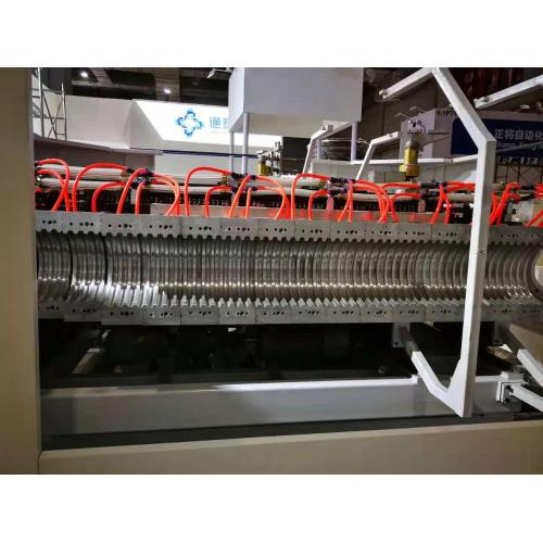 Double Wall Corrugated Pipe Extrusion Line