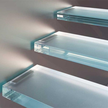Antiskidding Laminated Glass Price For Staircase Tread
