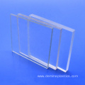 Excellent quality hard solid polycarbonate sheet