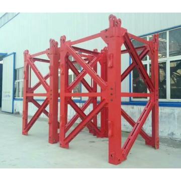 high quality QTZ80-6012-6T tower crane