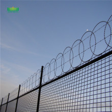 Cheap low price galvanized concertina razor barbed wire