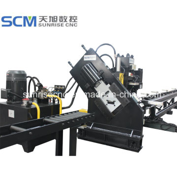 CNC Punching Marking and Cutting Machine