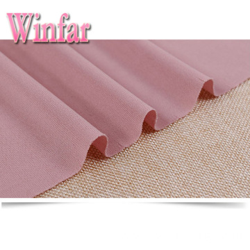 Plain Dye Composition 100% Polyester Interlock Knit Fabric