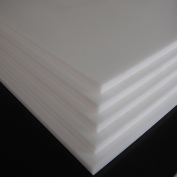 Natural extruded POM sheet