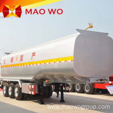 Shock Price 45000 Liters Oil Tank Semi Trailer