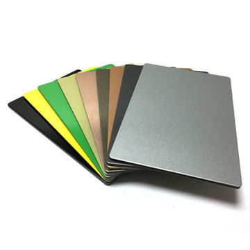 Good Price Mirror Aluminum Composite Panel