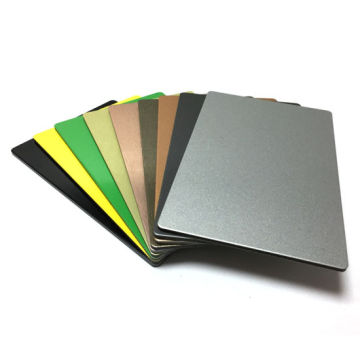 Good Price Matte Aluminum Composite Panels