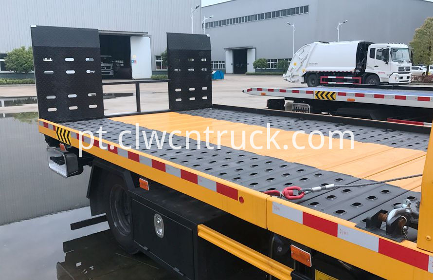 Accident Recovery trucks chassis 8