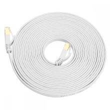 30ft CAT7/Cat6A SFTP Flat Ethernet Cable