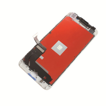 iPhone 8 Plus LCD Tšebeliso ea Digitizer e Bontša Khatiso