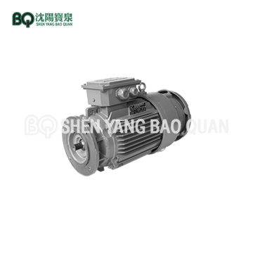 7.5KW Variable Frequency Trolleying Motor for Tower Crane