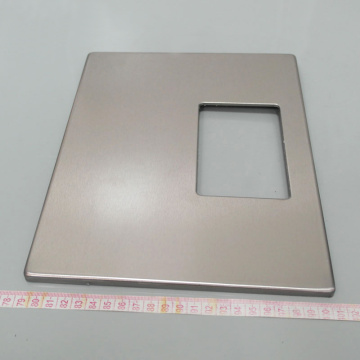 Sheet Metal Housing Rapid Prototype CNC Machining Services
