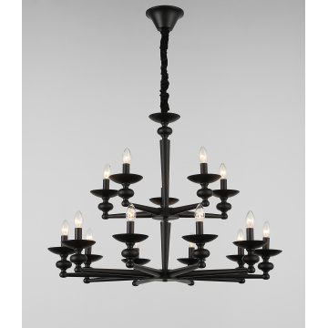 American Style Modern restaurant Decorating Iron Chandelier