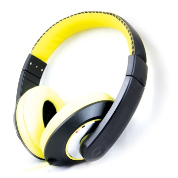 Stereo music audio headphones for music listening
