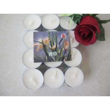 Set of 24 Unscented White Tealight Candle