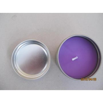Outdoor Tin SCented Candles