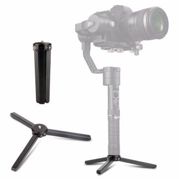 Ulanzi Universal Aluminium Mini Tripod Stand For DJI Ronin S SC Smooth Q Smooth 4 Crane V2 Crane 2 Gimbal Stabilizer Accessories