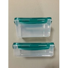 Star Clear Silicone Cover PP Crisper Set