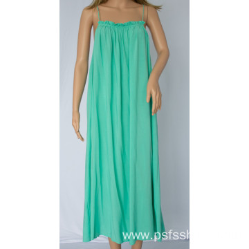 Women Condole Belt Nightgown
