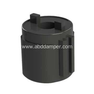 Rotary Damper Barrel Damper For Small flip Plate