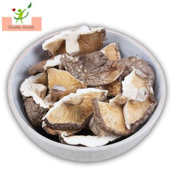 Shitake / Shiitake Mushrooms Dried & Cut, Grade A Premium Quality