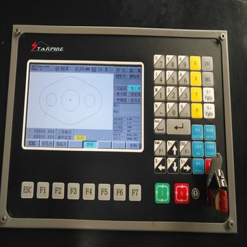 cam software for steel plate plasma cutting machine
