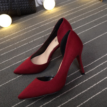 2019 Pointed Toe High Heel Women Shoes