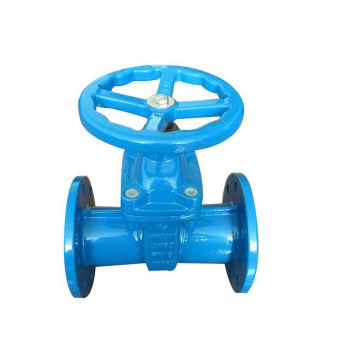 DIN  F5 Resilient Seal Gate Valve