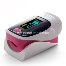 Rangi ya OLED Digital Medical Fingertip Pulse Oximeter