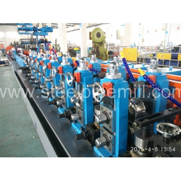 precision oval tube mill