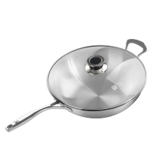Pure Titanium Frying pan Amazing Lightweight