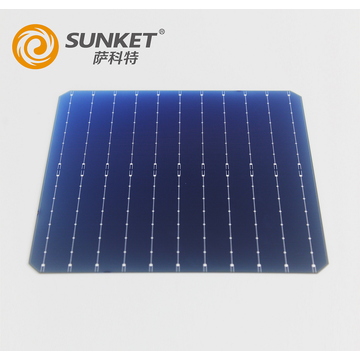 182mm High Power mono Solar cell