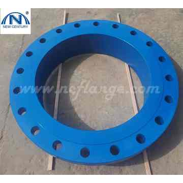 Blue coating flange products