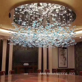 Professional american banquet lobby various glass pendant