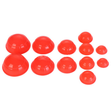 Silicone cupping therapy tools facial cupping therapy cups