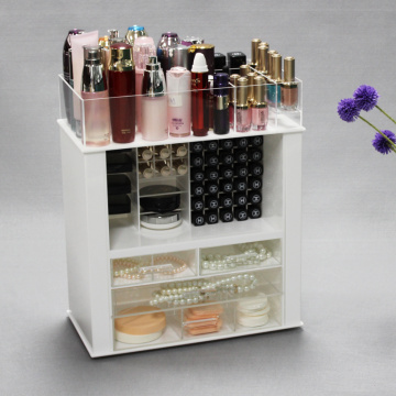 Cheap Large Acrylic Makeup Organizer