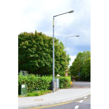 Conical Steel Lighting Pole