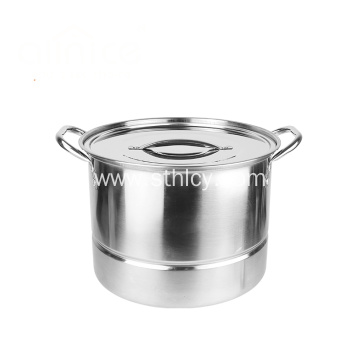 Hotel/Large Cookware Set Stainless Stock Pot