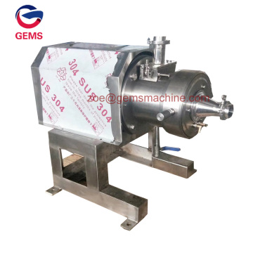 304 SS Horizontal Tooth Paste Grinding Milling Machine