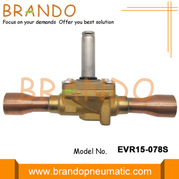 7/8'' Danfoss Type Electromagnetic Gas Valve EVR15