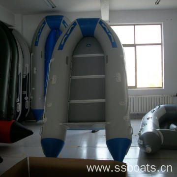 Cheap Light weight durable PVC inflatable boat