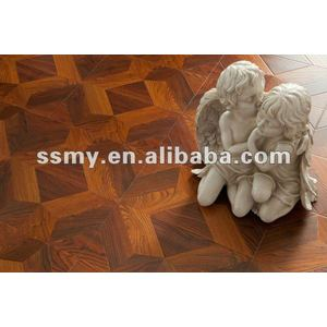 New  parquet style 12mm laminate flooring