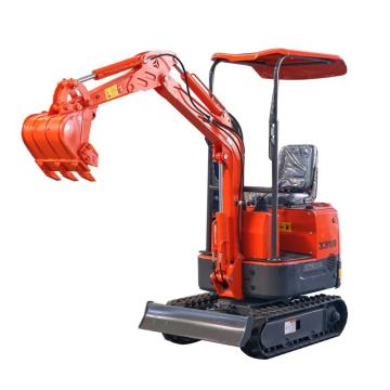 mini excavator with CE