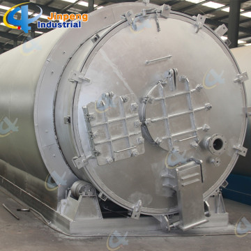 Nation Patent Unique Smoke Scrubbers Tyre Pyrolysis Plant