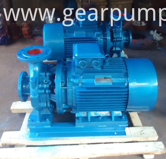 Horizontal Turbine Water Pump