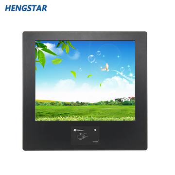 17'' Industrial Reader All in One Touch PC