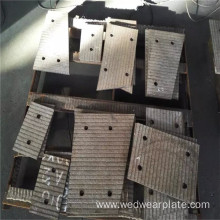Plasma Cutting pieces wear plate