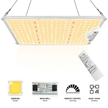 Smart Tunable LED Grow Lights with UV